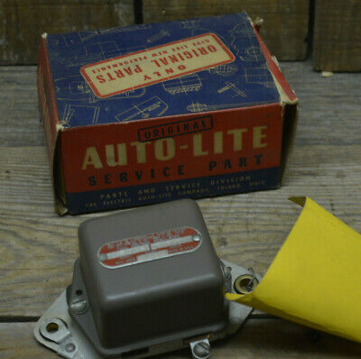 AUTOLITE Ford Thermostat RT19 Part #A8AZ-8575-F OEM New Old Stock