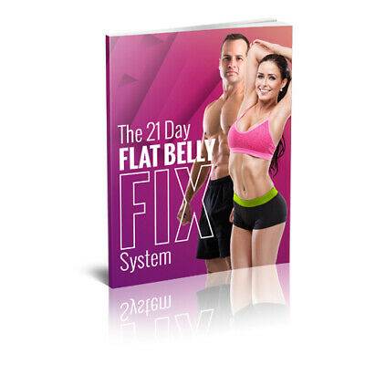 Flat Belly Fix System Weight Loss Diet And Exercise Fat Loss
