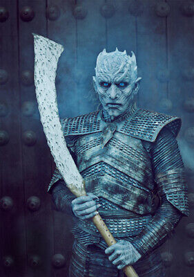 Game Of Thrones * The Night King *  Quality Canvas Print