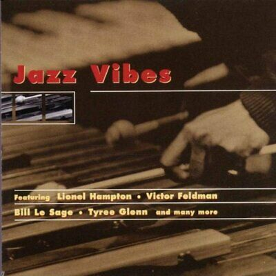 Various Artists - Jazz Vibes - Various Artists CD UQVG The Cheap Fast Free Post