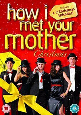 How I Met Your Mother Christmas [DVD] - DVD  58VG The Cheap Fast Free Post