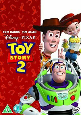 Toy Story 2 [DVD] - DVD  44LN The Cheap Fast Free Post