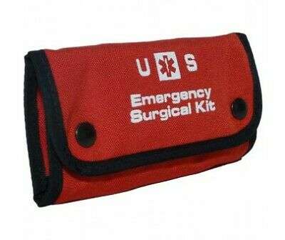 Tactical Surgical suture kit