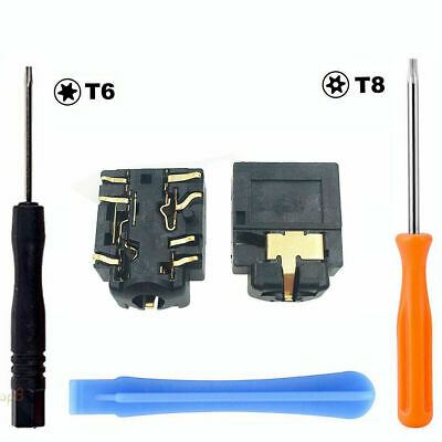 For Xbox one S Controller 3.5mm Jack Headphone Audio Port + T6/T8 Screwdrivers