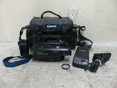 Sony Handycam CCD-TR94 8mm Analog Camcorder ~ FREE SHIPPING