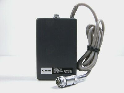 Rare Canon SCOOPIC EXTERNAL BATTERY CONTAINER for Canon Scoopic Please Read On..