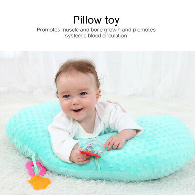 Newborn Anti-spitting Milk 3D Pillow Nursing Breast Infant Support Maternity-MG4