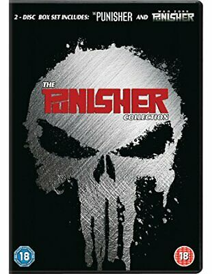 The Punisher/The Punisher: War Zone [DVD] -  CD T5VG The Fast Free Shipping