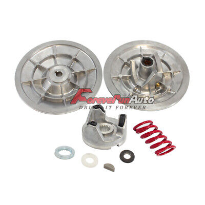 Secondary Driven Clutch Kit for Yamaha Gas Golf Cart Low End G2-G22 CP-0106