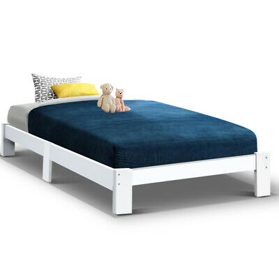 Artiss Single Double Full Queen King Size Wooden Bed Base Frame Platform Timber