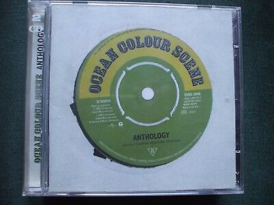 Ocean Colour Scene - Anthology .Double CD.Both Discs In VGC