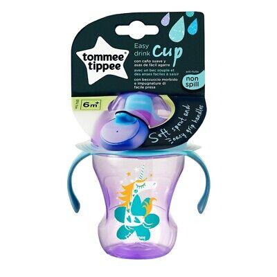 Tommee Tippee Training Sippee Cup: 6m+ (Unicorn)  (3012)