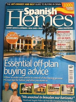 Thinking Of Buying In Spain 2007 Spanish Homes-Areas Of Spain-50 Off Plan Tips!