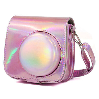 Fujifilm Instax Mini 8 Mini 9 Film Camera Case Cover Shell Fashion PU Carry Bag