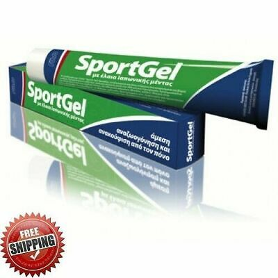 Sportgel - Rejuvenates and tones tired and heavy legs 100ml