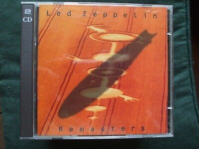 Led Zeppelin - Remasters Double CD.Both Discs Are In Excellent Condition.