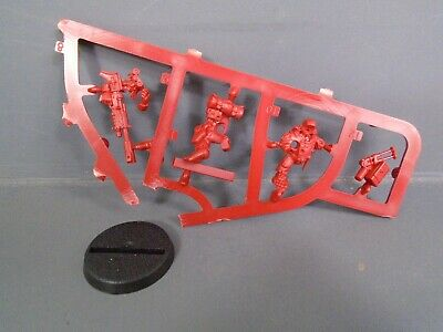 ML BS Warhammer 40,000 Quest Blackstone Fortress Ratling Rein with Rifle Sprue