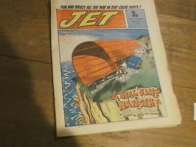 24th JULY 1971 JET COMIC ( PRE-MERGE INTO BUSTER AND JET)
