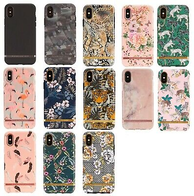Vellidte RICHMOND & FINCH Case For iPhone 6/7/8/6+/7+/8+/X/XS/XS Max For WB-55