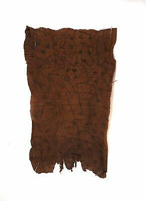 Pygmy Mbuti Barkcloth Ituri Rainforest Congo African Art