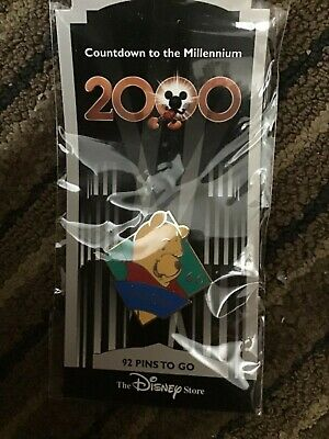 Disney Collector Pin Winnie the Pooh 1966 Countdown to the Millennium 2000