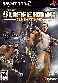 Suffering: Ties That Bind (Sony PlayStation 2, 2005) VG