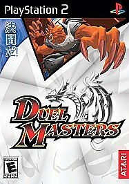 Duel Masters (Sony PlayStation 2, 2004)G