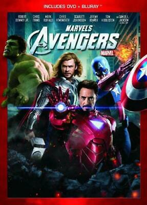 Marvel's The Avengers (Two-Disc Combo in DVD Packaging) [Blu-ray + DVD]...