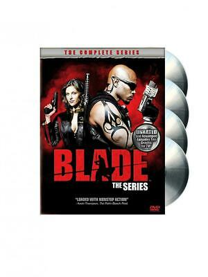 Blade: The Series - Complete (4DVD) [Import]