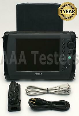 Anritsu MU250000A Mainframe Display Unit For MW9076 Series Mini OTDR
