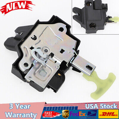 931-860 Trunk Lid Latch Lock Actuator Fits For 2007-11 Toyota Camry 2.4//2.5//3.5L