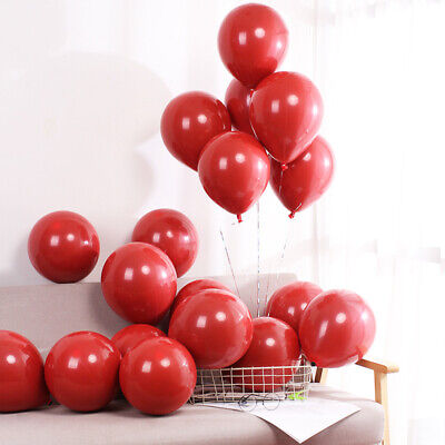 10pcs Thick Latex Candy Pastel Balloons Home Wedding Party Birthday Decor 10inch