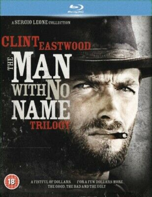 The Man With No Name Trilogy [Blu-ray], 5039036068949