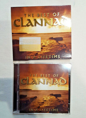 CLANNAD - The best of in a lifetime 2003 LIMITED EDITION 2 CD