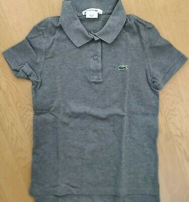 4897caf7a4 TEE-SHIRT LACOSTE FILLE TAILLE 34 (12 ans) - EUR 4,00 | PicClick FR