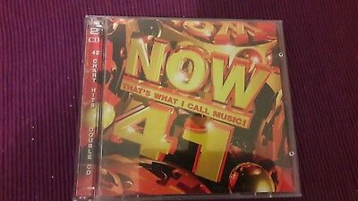 Various Artists : Now Thats What I Call Music! Vol. 41 CD