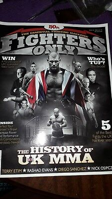 Fighters Only Magazine Issue 50