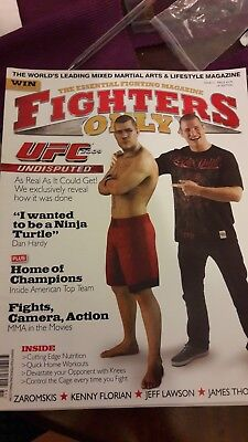 Fighters Only Magazine Issue  51