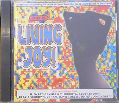 Various - This Is Living Joy - Various CD IKVG The Cheap Fast Free Post The