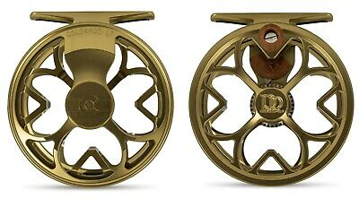 New Limited Edition Ross Colorado Lt 4/5 Click Drag Fly Reel In Dark Olive Color