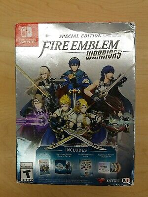 Fire Emblem Warriors Special Edition (Nintendo Switch, 2017)
