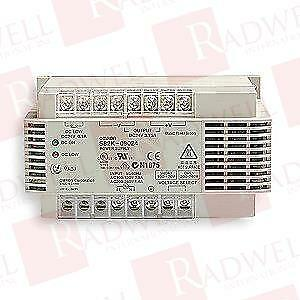 Omron S82K-09024-500 / S82K09024500 (Used Tested Cleaned)