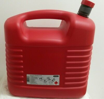 Pressol 21137 20 Litre Fuel plastic jerry can Diesel Petrol Heating oil Parafin