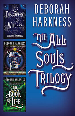 All Souls Trilogy by Deborah Harkness 3 Books Collection P.D.F Instant DELIVERY