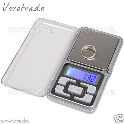 200g / 100G x 0.01g Digital Scale Jewelry Gold Accurate Balance Weight Gram LCD