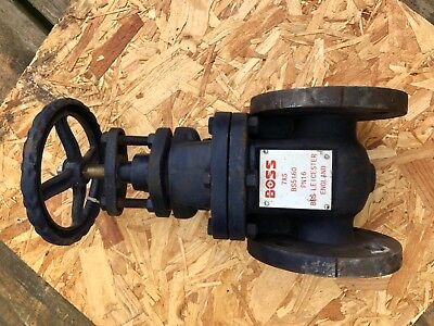 Large Gate Valve 7Xs Bs 5150 Pn16          Stock V51