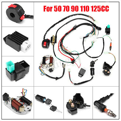 COMPLETE WIRING LOOM Harness to suit Ford 2000 3000 4000