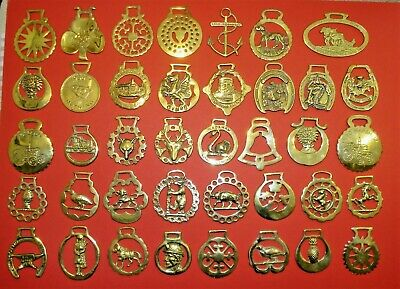 Vintage Horse Brass  - Choose From List All With Photo's  Lot B5