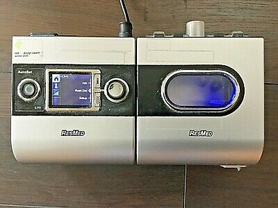 Resmed EPR  Escape Auto Cpap with humidifier portable Car ITU anaesthesia home