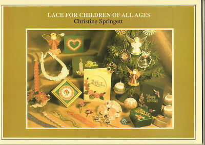 Lace For Children Of All Ages Book